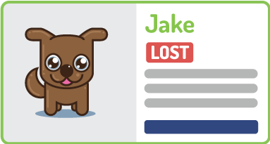 More Lost Pets in Your Area
