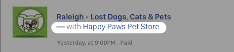 Pawboost Brand Content Tag.